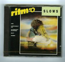 CD (NEW) RITM'O SLOWS CARAVELLI RAY CONNIFF PERCY FAITH PETER NERO