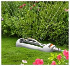 Quantum Garden - Oscilating Sprinkler - Water Garden Pipe Tube - White Line