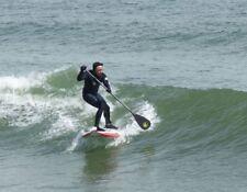 Remo de paddle surf ajustable de carbono, remo de alta calidad Paddle GanG