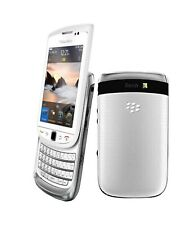 GOOD!!! BlackBerry Torch 9810 White QWERTY WIFI GSM Touch Slider AT&T Smartphone