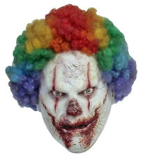 OFFICIAL CLOWN THE MOVIE LICENSED LATEX HALLOWEEN HEAD MASK