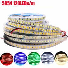 LED Strip Light 5054 2835 12V Flexible LED Stripe 5M 600LEDs 300LEDs Waterproof