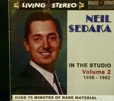 NEIL SEDAKA 'In The Studio' Volume #2 - 75 minutes of rare material