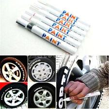 FD635 8 Color Tyre Permanent Paint Pen Tire Metal Outdoor Marking Ink Marker ✿