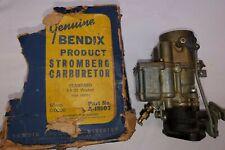 1933-1940 Desoto Carburetor Stromberg BXUV-3 NOS with rebuild kit