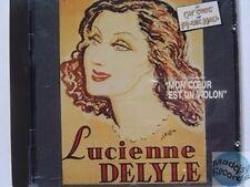 LUCIENNE DELYLE MON COEUR EST UN VIOLON CD