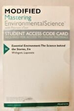 Modified Mastering Environmental Science - Essential Environment:The Scienc.5/e