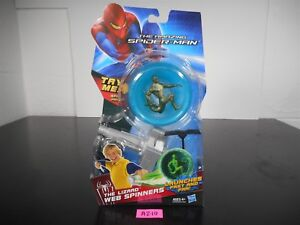 NEW!! THE AMAZING SPIDER-MAN THE LIZARD WEB SPINNERS LAUNCHES FAST & FAR! A2-10