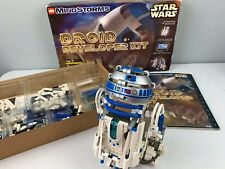 Lego Mindstorms Star Wars Droid Developer R2D2 Boxed Manual 9748 Working NO CD