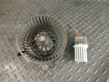 2006 PEUGEOT 307 2.0 HDi GT 5DR HEATER BLOWER MOTOR AND RESISTOR
