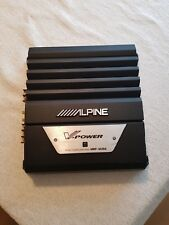 Alpine car audio amplifier 'V-Power' MRP-M350   Max 700W