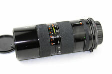 TAMRON BBAR MULTI C. 1:4.5 F=85-210mm Two Touch Macro Zoom Lens For Canon FD.