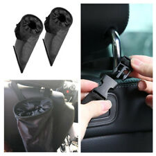 2PCS Trash Cans Car Interior Travel Accessories Waste Bag Leak Proof Washable