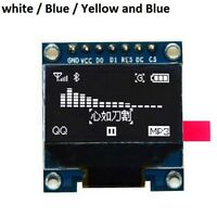 """0.96"""" I2C IIC SPI Serial 128X64 OLED LCD Display SSD1306 for 51 STM32 Arduino-UK"""