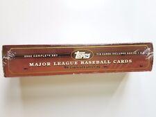 2002 Topps Factory Baseball Set Series 1 & 2 (718)