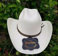 WESTERN COWBOY HAT, THE OLD BERISTAIN LUXURY STYLE, VAQUERO DE LUJO LONA