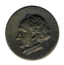 DEUTSCHLAND - Johann Wolgang Goethe - 1749-1949 - ANSEHEN (13890/1234N)