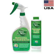 Cat Urine Odor Remover Stain Enzyme Cleaner - Spray Smell Eliminator Dog Pets