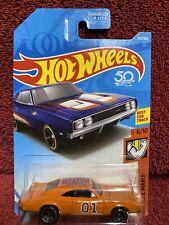 1/64 General Lee 1969 Dodge Charger 500 Dukes Of Hazzard Custom