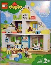 LEGO Duplo 10929 Wohnhaus Küche Wohnzimmer Bad Schlafzimmer Familie Hund NEU