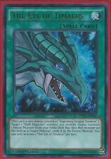 Yugioh DRL3-EN045 The Eye of Timaeus Ultra Rare 1st Edition Card