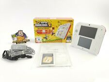 Nintendo 2ds Konsole in Weiss | Pal | Ovp