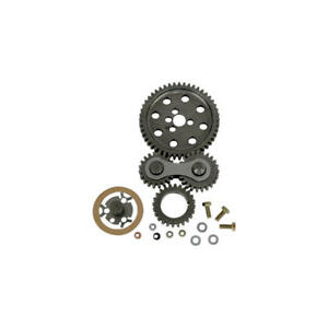 Proform Gear Drive Kit 66917C; Dual Idler for Chevy 262-400 SBC