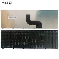 Fit New for Gateway PK130QG1B00 MP-09G33U4-6982W MS2230 MS2291 Keyboard US Black