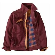Timberland's Men's Mount Davis Waxed Chore Coat Style A1CAOC60 Size: Large