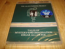 ALAN PARSONS PROJECT Tales of Mystery and Imagination BLU-RAY AUDIO DISC SEALED