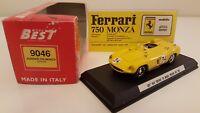 Best - 9046 - Ferrari 750 Monza Spa 1955 (1/43)
