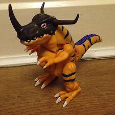 Transformador de Digimon Greymon Kabuterimon 12.5cm Figura De Acción Juguete MetalGreymon