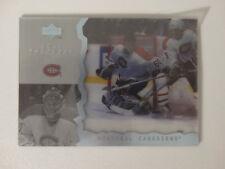 1996-97 Upper Deck Ice #90 Jose Theodore Montreal Canadiens Hockey Card