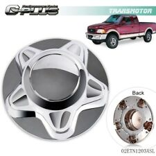"For 97-03 Ford F150 Expedition Chrome 7"" Wheel Hub Cover Center Cap-Part Durable"