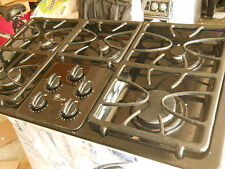 """Ge Profile Jgp963Bec 36"""" Gas Cooktop with 5 Sealed Burners"""