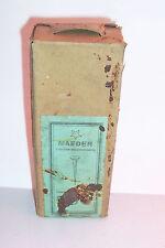 Packung zirca 500 Maeder Schuster Nägel Nagel Nadeln Ziernägel ? vor 1945 !