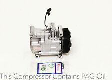 2007-2009 SUZUKI SX4 USA REMAN 2.0L ENGINE A/C COMPRESSOR KIT W/WARRANTY.