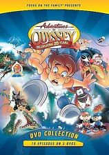 Adventures in Odyssey Season 1 Collection Box Set, Good DVD, Focus on the Family