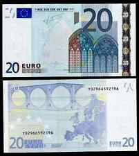 GREECE 20 EUROS 2002 ( 2005 ) TRICHET- P10Y - LETTER Y (printer N) - UNC !!