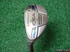 Left Hand LH Brand New Adams A7OS Idea Hybrid 4 Iron Wood Regular Flex