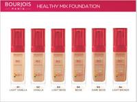 Bourjois Healthy Mix Anti Fatigue Foundation 30 ml Anti-age Formula Vitamin C