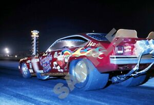 Jungle Jim Liberman Vega Funny Car Drag Racing 13x19 Poster Photo 224