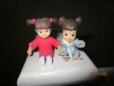 Monster Inc Boo small dolls vintage  MGA Disney Mc Donalds