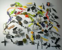 Lot GI Joe Cobra 1980s 1990s Original Figure Accessory Gun Gear Weapon Backpack