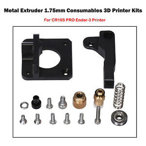 Für CR10S PRO Ender-3 Metall-Extruder Verbrauchsmaterial 3D-Drucker Kits Teile