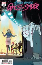 SPIDER-GWEN GHOST SPIDER #10, New, First print, Marvel Comics (2019)