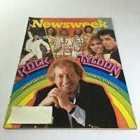 Newsweek Magazine: July 31 1978 - Robert Stigwood Impresario: Rock Tycoon