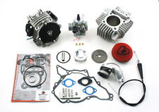 143cc BIG BORE RACE HEAD KIT TBPARTS 2010up KAWASAKI KLX110 KLX110L KLX 110 110L
