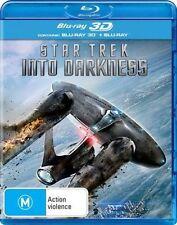 Star Trek Into Darkness Blu-ray 3D   Blu-ray Region B/Aus New and sealed
