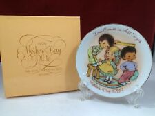 Vtg Avon Mothers Day Plate 1984 Love Comes In All Sizes New In Box